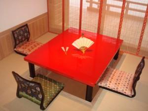 食殿(個室)